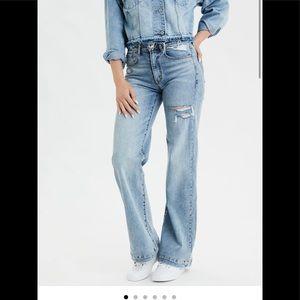 BNWT American Eagle Wide Leg Jeans